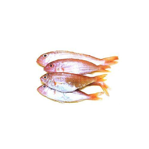 JB Seafoods Fish - Pink percher / Sankara, 500 g Fry Cut Cleaned