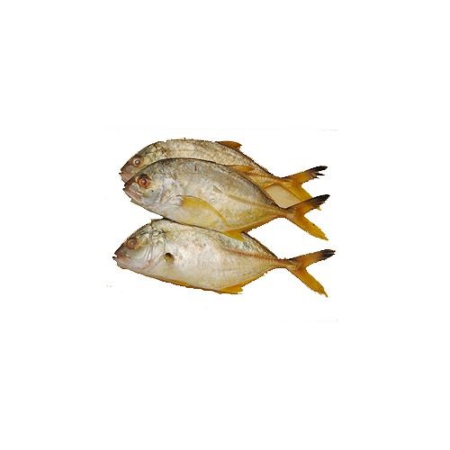 JB Seafoods Fish - Trevally / Parai, 1 kg Fry Cut Cleaned