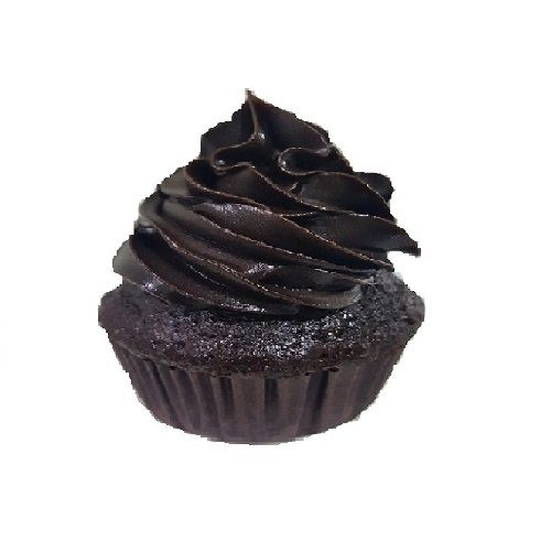 Cafe Adoniya Cupcakes - Chocolate Excess, No Pre Mix, 180 g Pack of 2