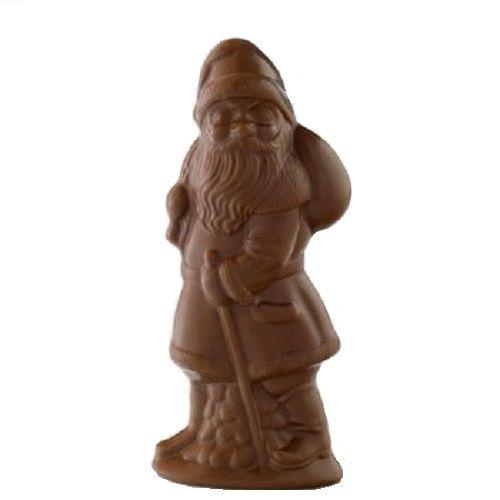Birdy's Chocolates - Santa in Milk, 3 pcs box