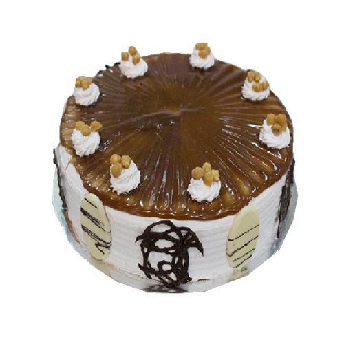 Cake R Us Fresh Cake - Hazelnut, 500 g box