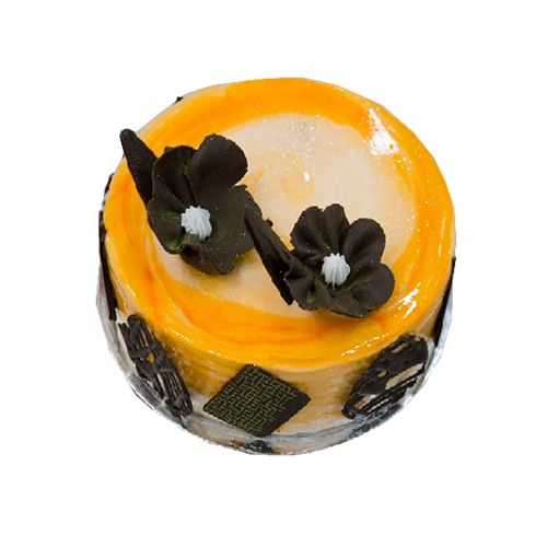 Cake R Us Fresh Cake - Mango, 500 g box