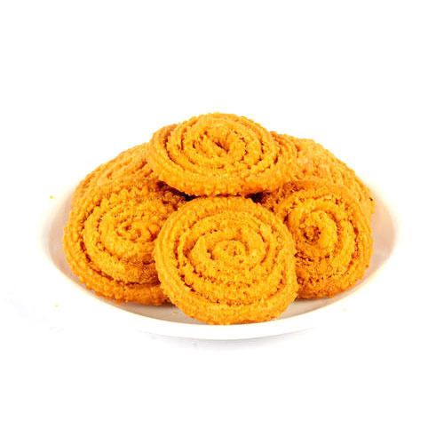 Kesar Sweets and Namkeen Namkeen - Bhajni Chakli, 400 gm
