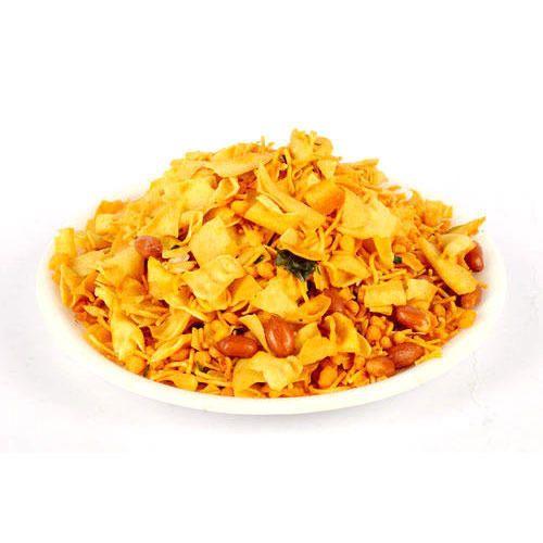 Kesar Sweets and Namkeen Namkeen - Garlic Chivda, 400 g