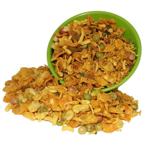 Kesar Sweets and Namkeen Namkeen - Makai Diet  Chivda, 400 g