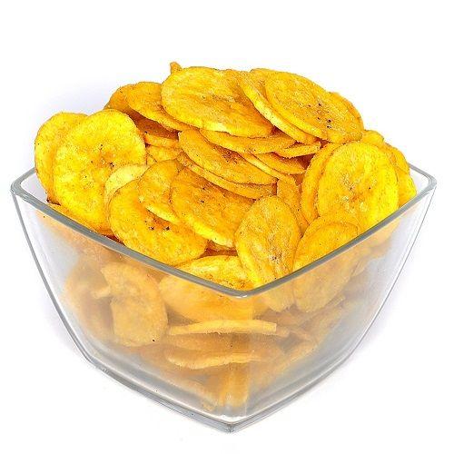 Kesar Sweets and Namkeen Namkeen - Yello Banana Chips, 400 g