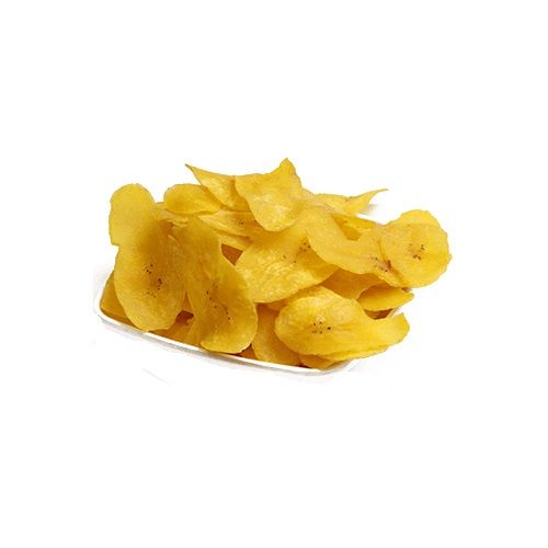 Jainam Dryfuits & Sweets  Namkeen - Banana Premium Yellow, 200 g Pack of 2