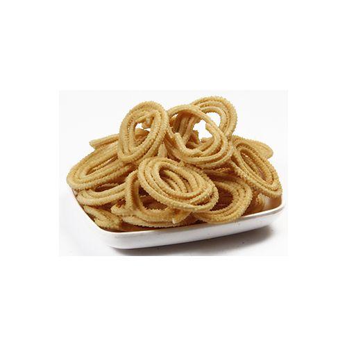 Jainam Dryfuits & Sweets  Namkeen - Butter Chakli, 100 gm Pack of 3