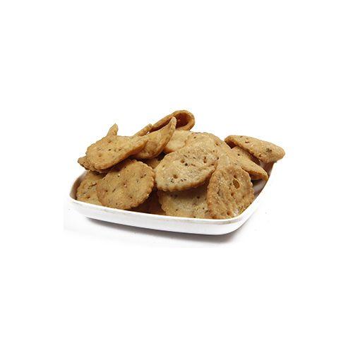 Jainam Dryfuits & Sweets  Namkeen - Jeera Puri, 200 g Pack of 2
