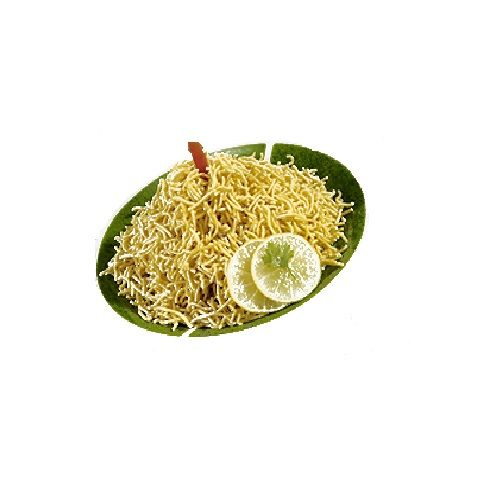 Jainam Dryfuits & Sweets  Namkeen - Sev Plain, 200 g Pack of 2