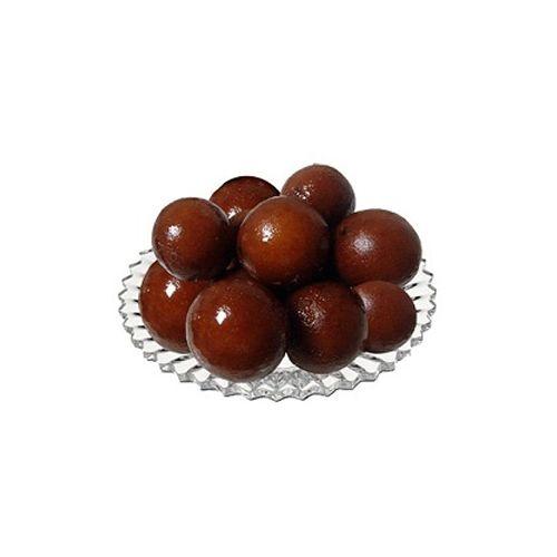 Jainam Dryfuits & Sweets  Sweets - Gulab Jamun, 18 pcs