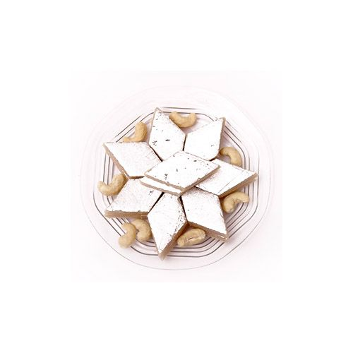 Jainam Dryfuits & Sweets  Sweets - Kaju Katri, 1 kg