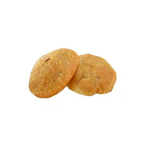 Jainam Dryfuits & Sweets  Snacks - Kachori, 10 pcs