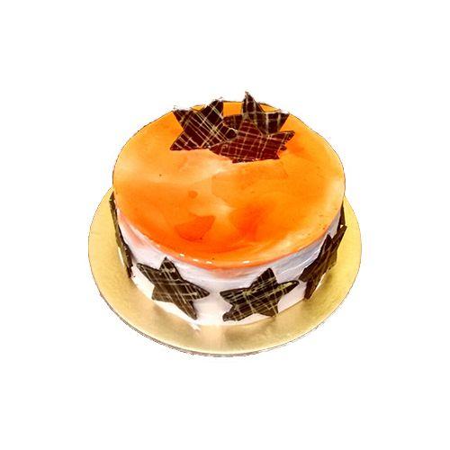 Ramas Cakes and Chocolates Fresh Cake - Strawberry Delight, 500 g
