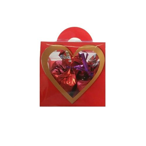 Lebon Classic Chocolates - Red Heart Box, 1 pc