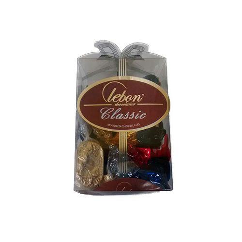 Lebon Classic Chocolates - Silver Classic Box, 1 pc