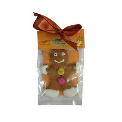 Moshe's Cookies - Ginger Bread, 30 g Pack of 3