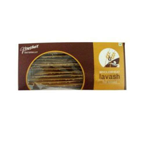 Moshe's Cookies - Lavash Flat Bread Loafs, 100 g Pack of 2