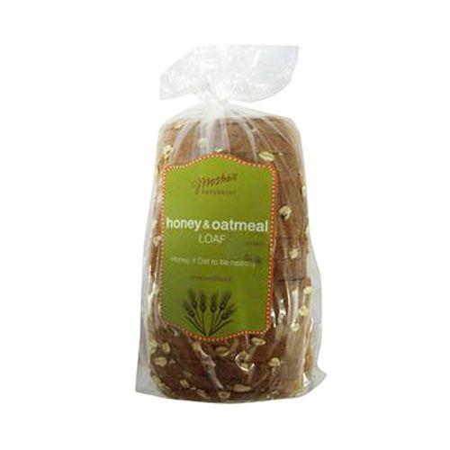 Moshe's Bread - Honey & Oatmeal Whole Wheat, 400 g Pack of 2