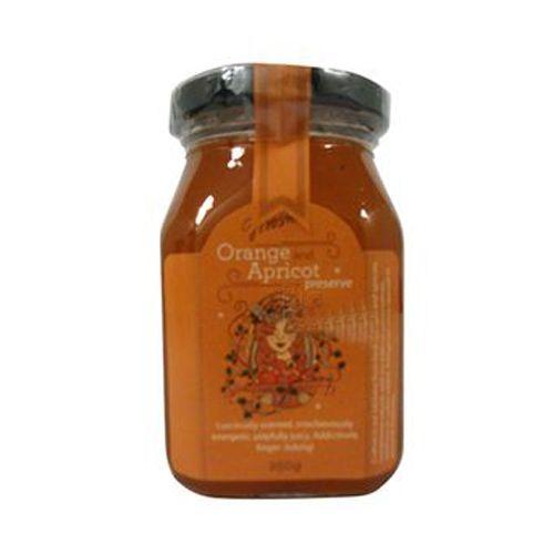 Moshe's Jam - Orange & Apricot, 250 gm