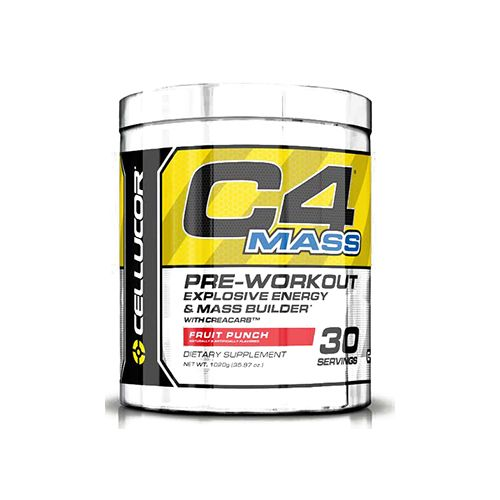 Cellucor C4 Mass - Fruit Punch, 30 servings