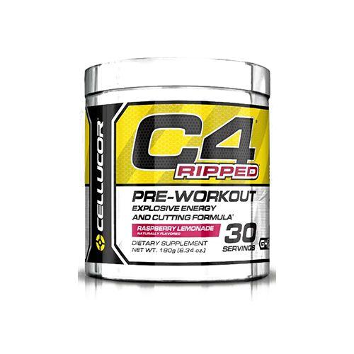 Cellucor C4 Ripped - Rasberry Lemonade, 30 servings