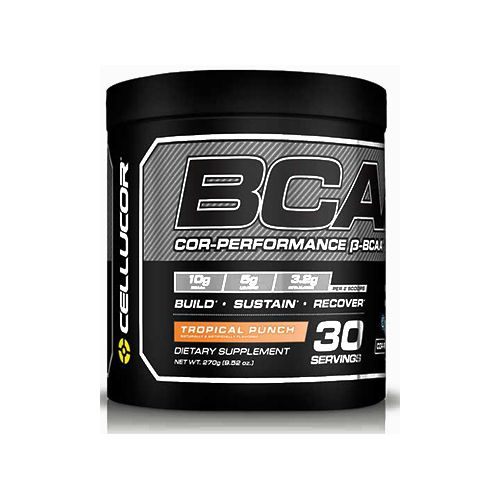 Cellucor Gen 4 Bcaa - Tropical Punch, 30 servings