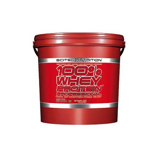 SCITEC 100% Whey Professional - Chocolate, 5 kg