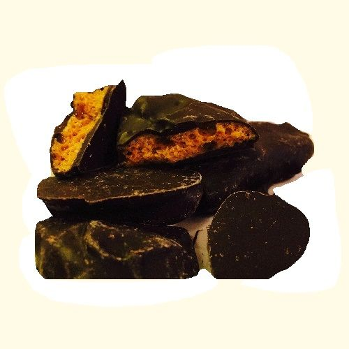 Sleight Of Hand Chocolates - Honey Comb, 100 g Box