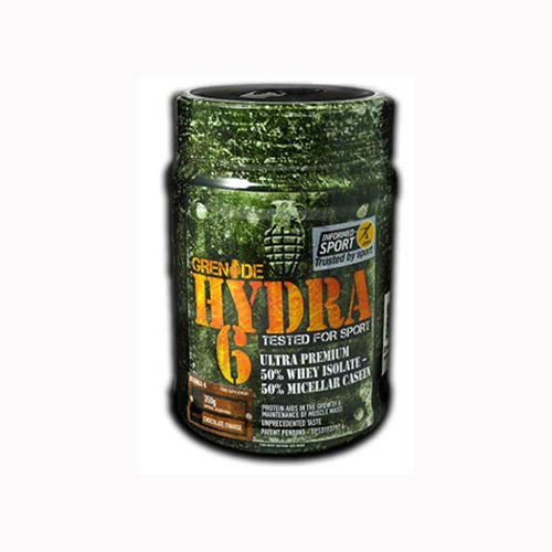 Grenade Hydra 6 - Chocolate Charge, 350 gm