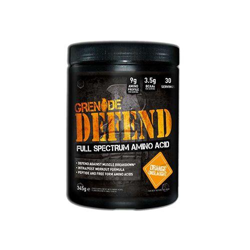 Grenade Defend - Orange Onslaught, 345 g
