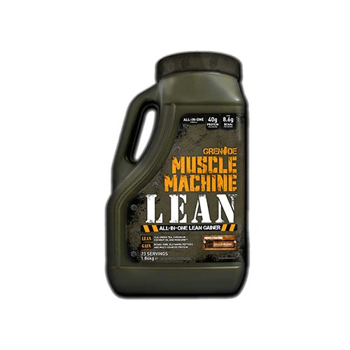 Grenade Muscle Machine Lean - Choco Jerry, 4 lbs