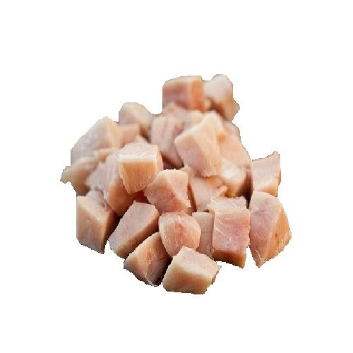 Fresh n Fresh Fish - Rawas / Indian Salmon Chunks, 1 kg tray