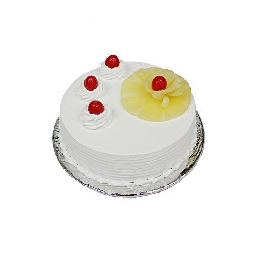 Cake Bright Fresh Cake - Pinneapple, 1 kg