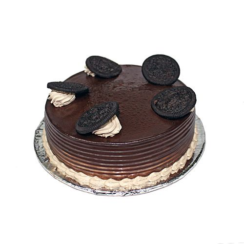 Cake Bright Fresh Cake - Oreo Cheese, 1 kg