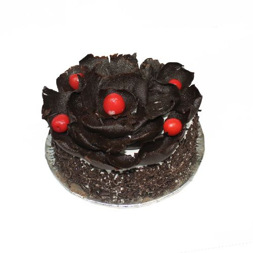 Cake Bright Fresh Cake - Black Forest, 500 g