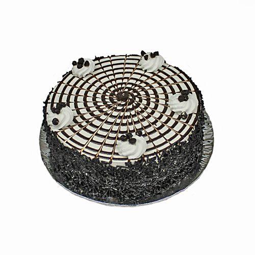 Cake Bright Fresh Cake - Zebra Tort, 500 g