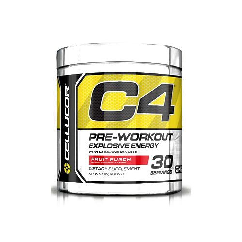 Cellucor C4 Gen - 4 - Fruit Punch, 30 servings