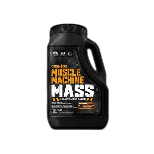 Grenade Muscle Machine Mass - Choco Jerry, 5 lbs