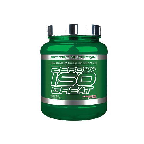 SCITEC Zero Iso - Great, Rasberry, 900 g