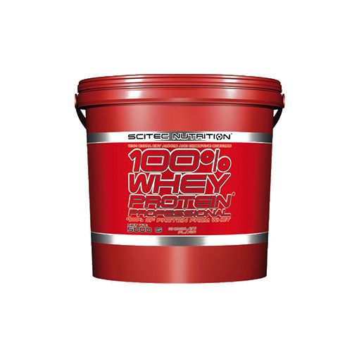 SCITEC 100% Whey Professional - Chocolate, 5 kg
