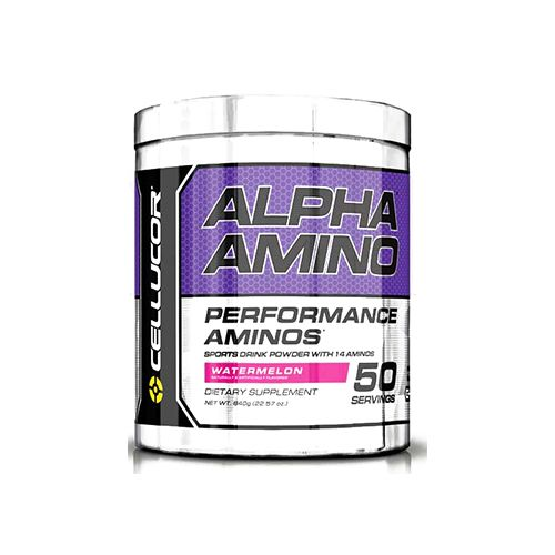 Cellucor Alpha Amino - Water Melon, 50 servings
