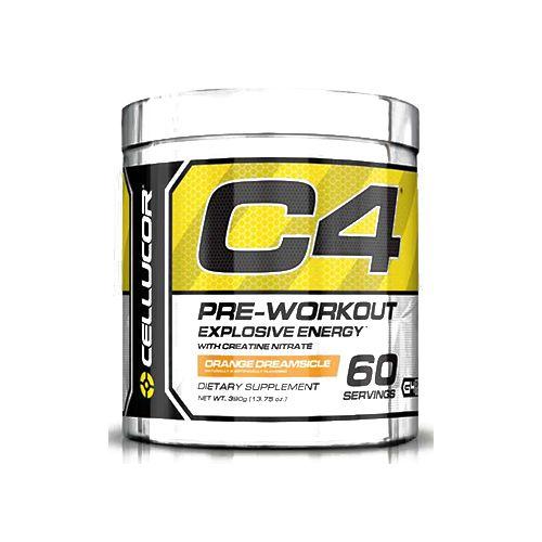 Cellucor C4 Gen - 4 - Orange Dreamsicle, 60 servings