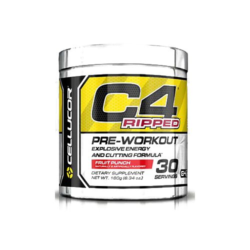 Cellucor C4 Ripped - Tropical Punch, 30 servings
