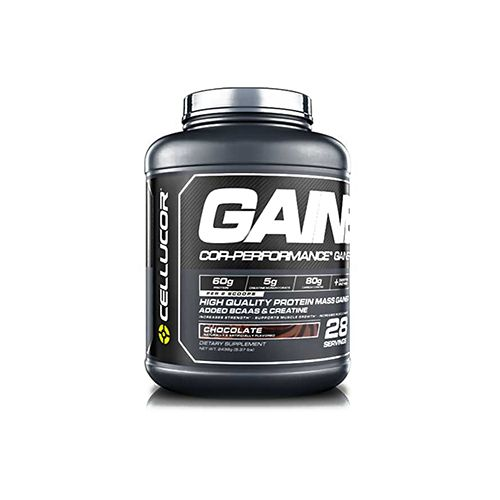 Cellucor Ccor Performance Gainer - Chocolate, 28 servings
