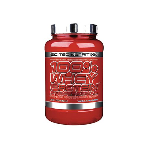 SCITEC 100% Whey Professional - Vanilla, 920 g
