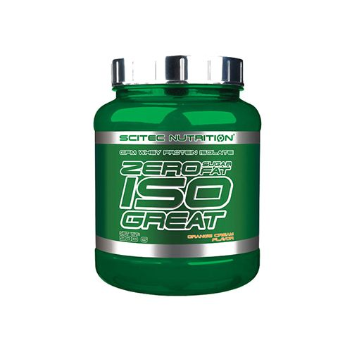 SCITEC Zero Iso - Great, Orange Creamsicle, 900 gm