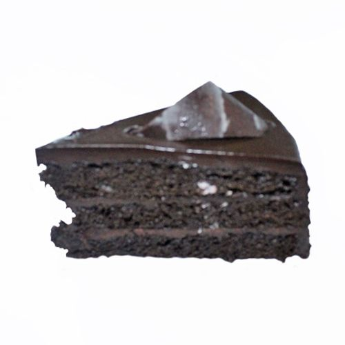 Cake Bright Pastry - Double Chocolate, 2 pcs