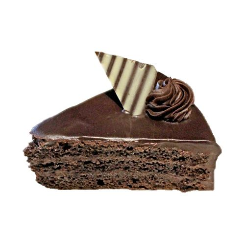 Cake Bright Pastry - Chocolate, 2 pcs