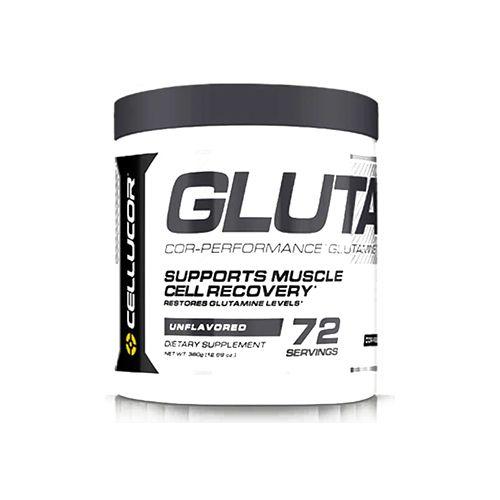 Cellucor Ccor Foundation Glutamine, 72 servings